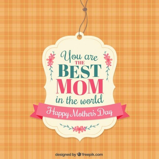 vectores tarjetas dia de las madres 11