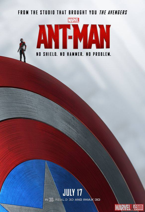 ant-man capitan america shield
