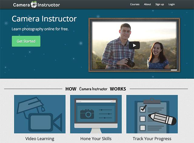 camera-instructor