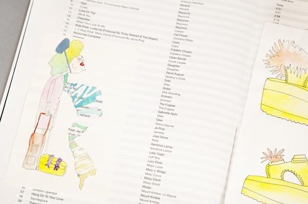 portafolio impreso inspirado macbook 4