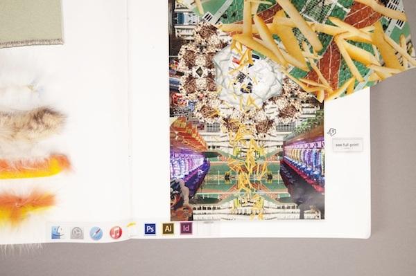 portafolio impreso inspirado macbook 5