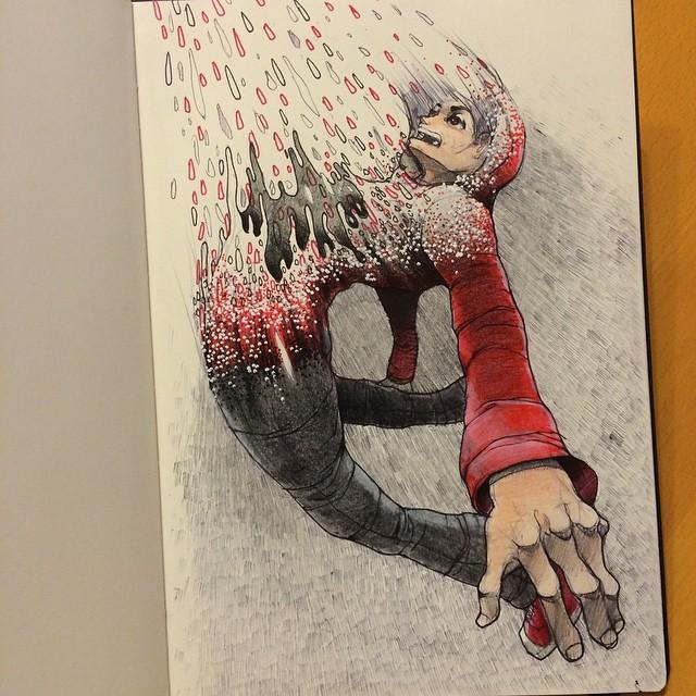 sketches Norio Fujikawa img 12