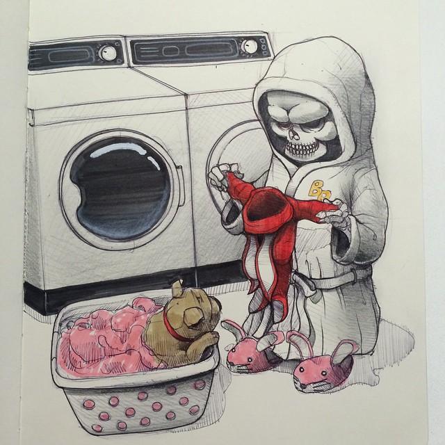 sketches Norio Fujikawa img 9