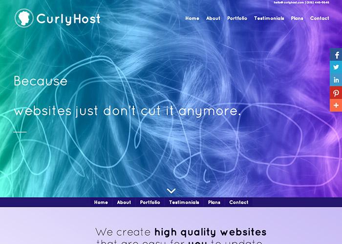 CurlyHost por CurlyHost de Estados Unidos