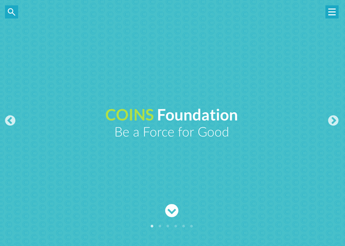 COINS Foundation por Mellor&Scott del Reino Unido