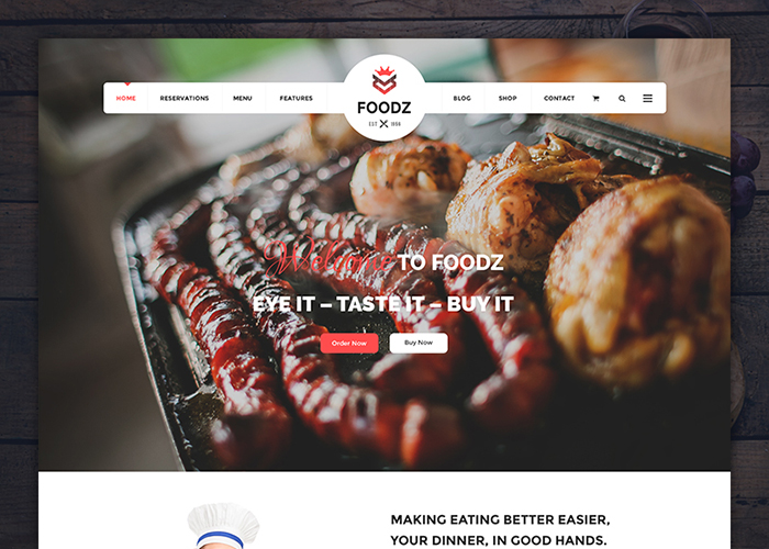 Foodz por TemPlaza de Vietnam