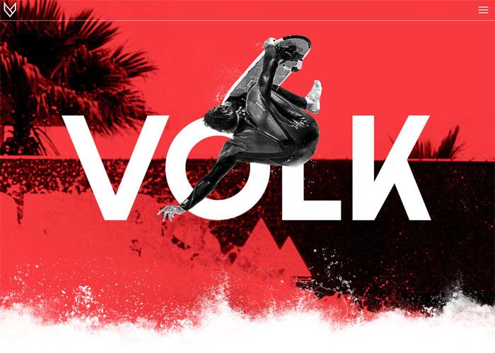 Volk Design por Jason Prescher de Estados Unidos