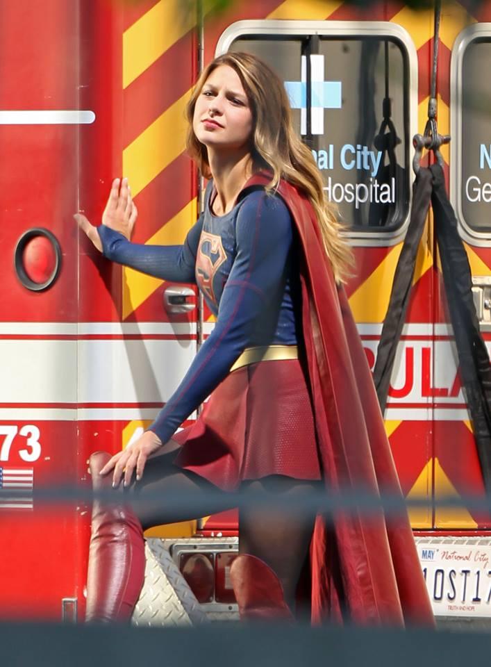 nuevas fotos supergirl img 1