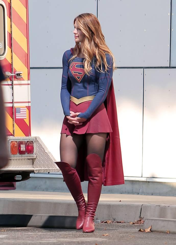 nuevas fotos supergirl img 2