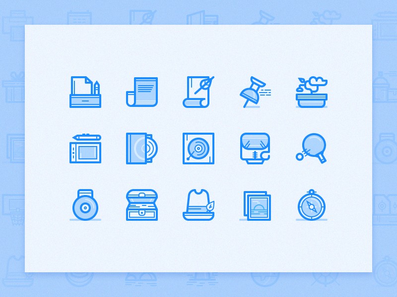 Birply Icons Vol. 2