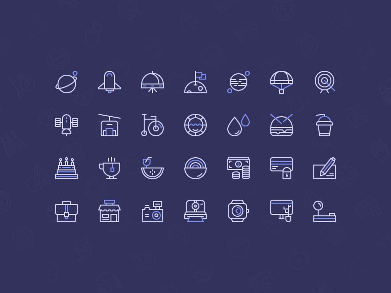 Birply Icons Vol. 1