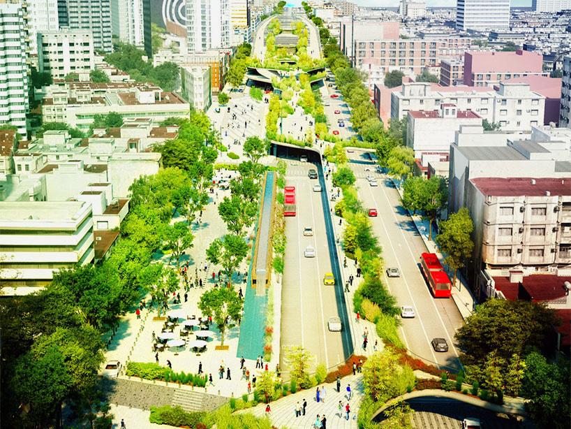 fernando-romero-corredor-cultural-chapultepec ciudad mexico img 3