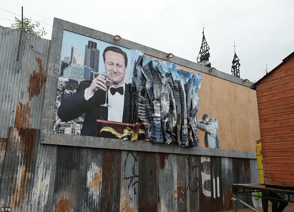 parque tematico dismaland Banksy 10