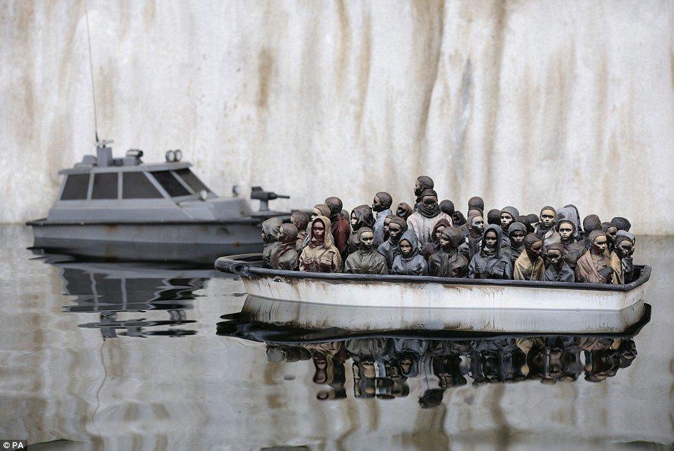 parque tematico dismaland Banksy 2