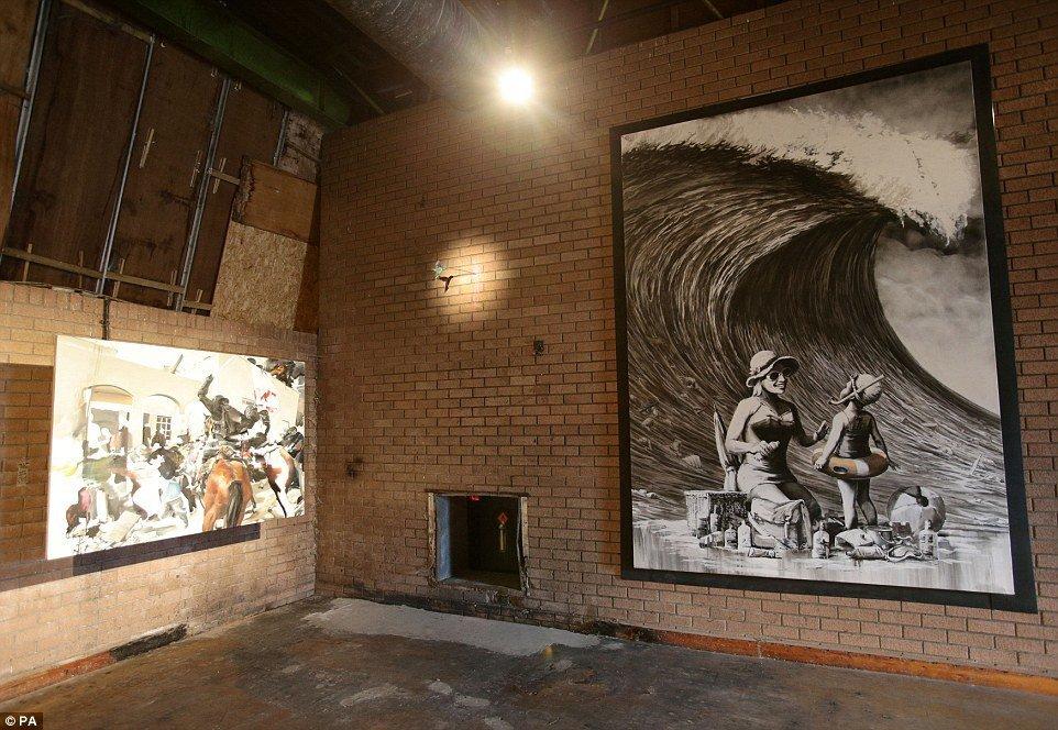 parque tematico dismaland Banksy 6