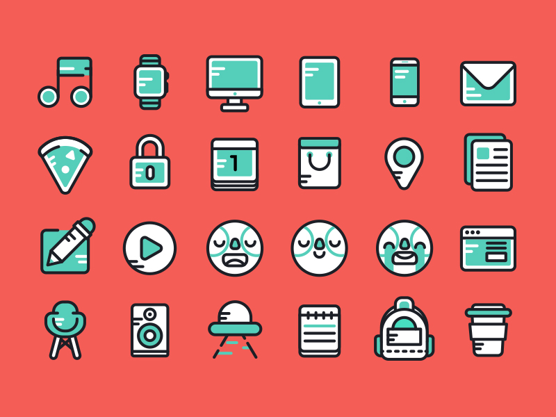 Twoo Icons
