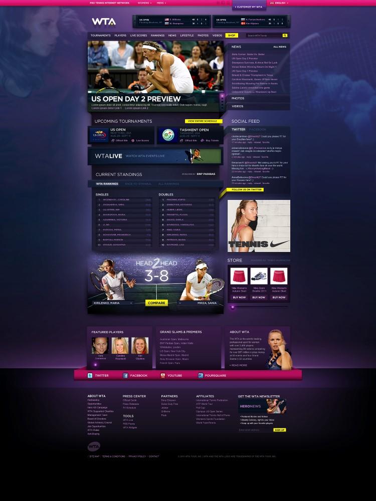 WTA Concept
