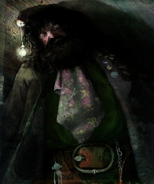 Hagrid_Jim_Kay
