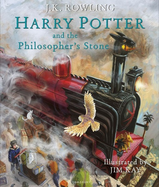 Illustrated_Harry_Potter_book_cover