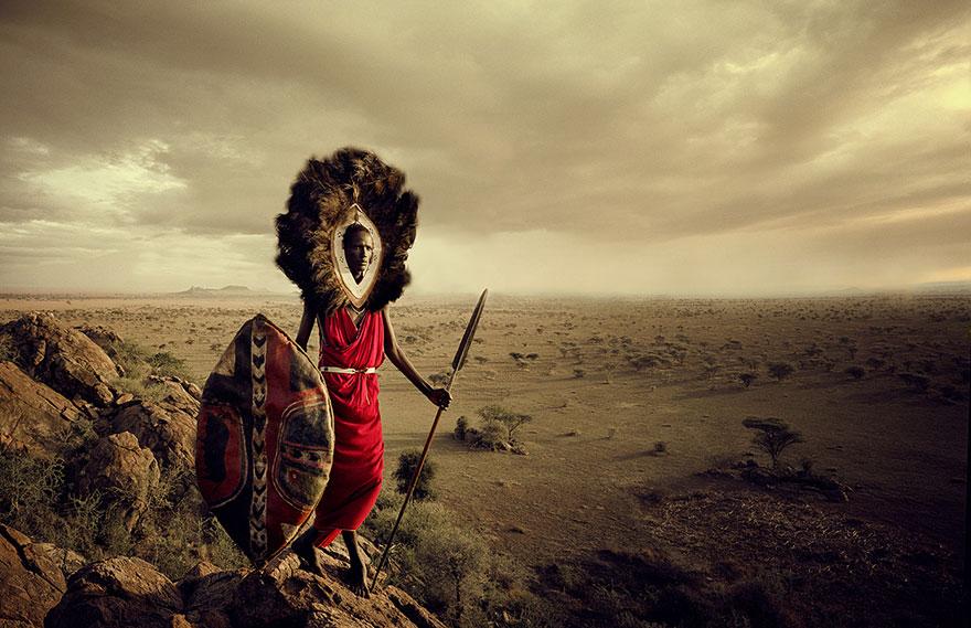 Maasai, Tanzania