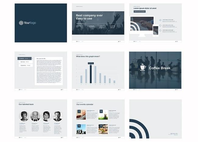8 templates powerpoint gratis para hacer presentacion