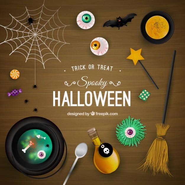 vectores halloween 1