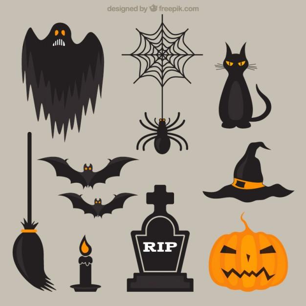 vectores halloween 11