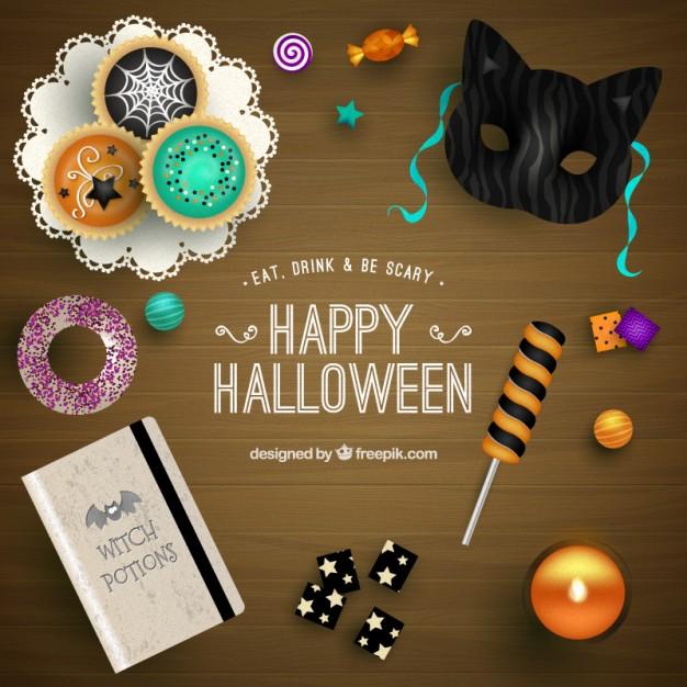 vectores halloween 12