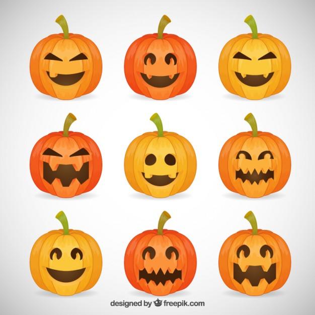 vectores halloween 13