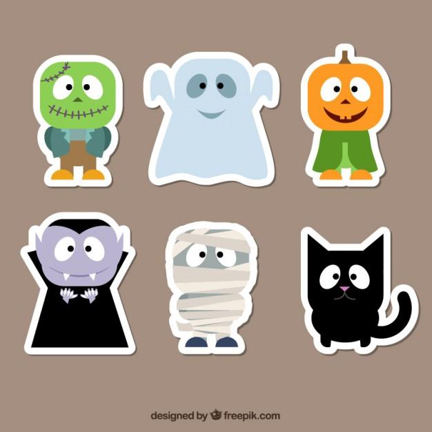 vectores halloween 15