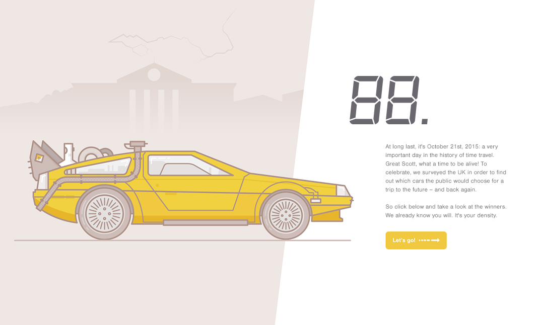88 Miles Per Hour