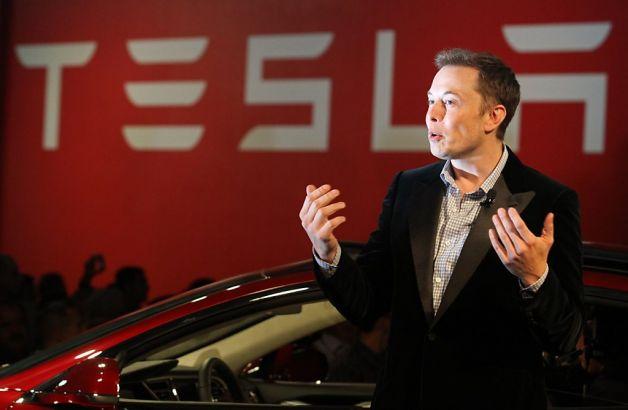 Tesla-Elon-Musk