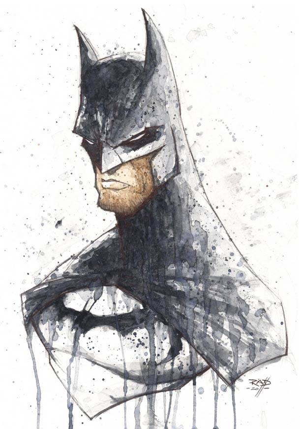 batman Rob Duenas