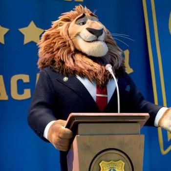 Mayor Leodore Lionheart