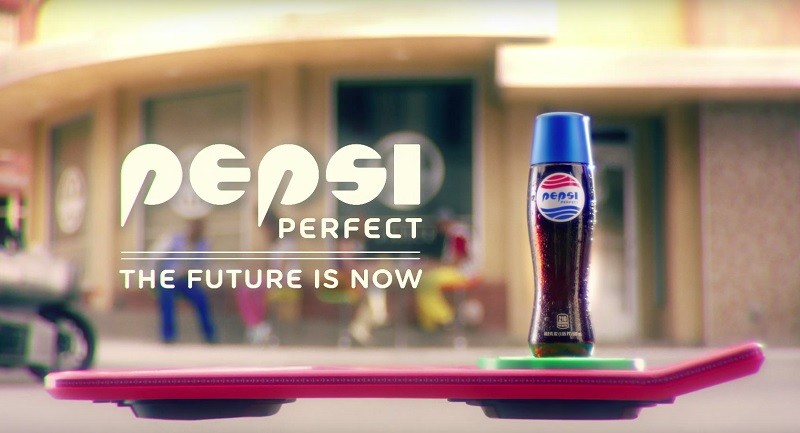 pepsi edicion limitada back to the future