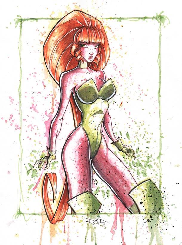 poison ivy Rob Duenas