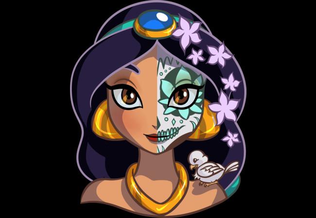 princesas disney halloween jazmin aladdin