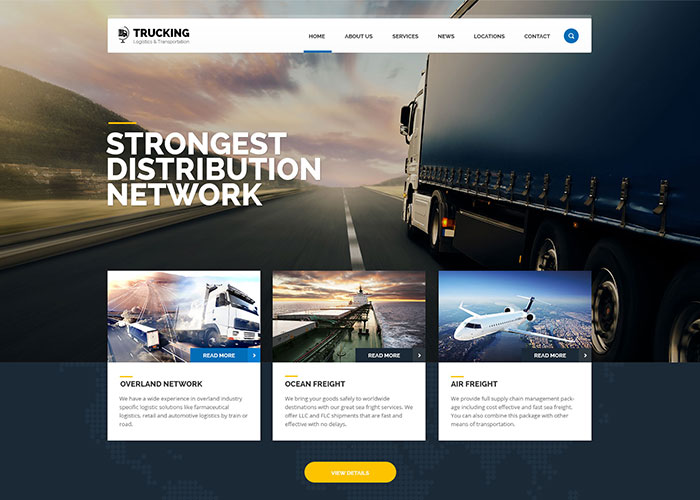 Trucking - Transportation