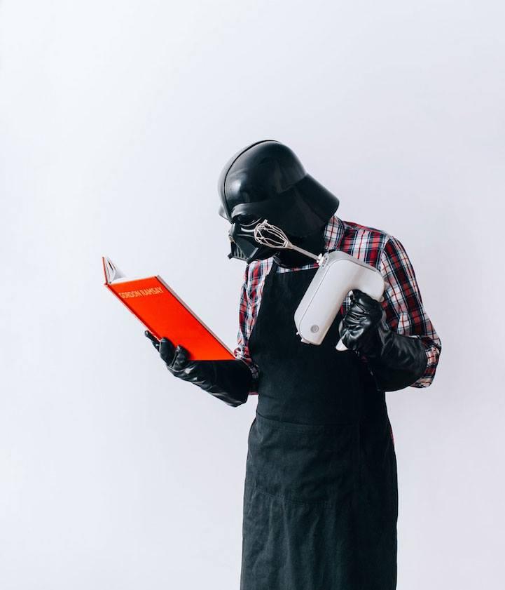 la vida oculta de Darth Vader img 2