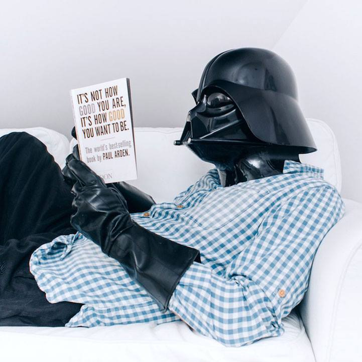 la vida oculta de Darth Vader img 6