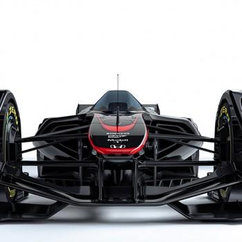 McLaren MP4-X 3