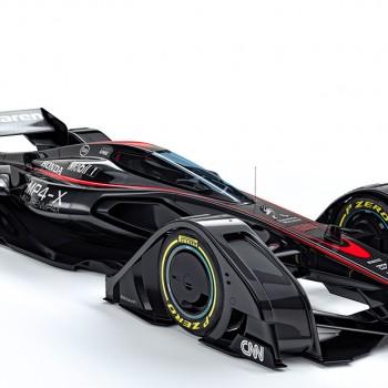 McLaren MP4-X 4