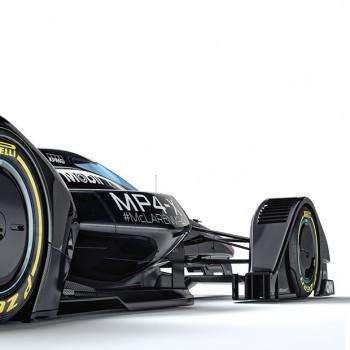 McLaren MP4-X 5