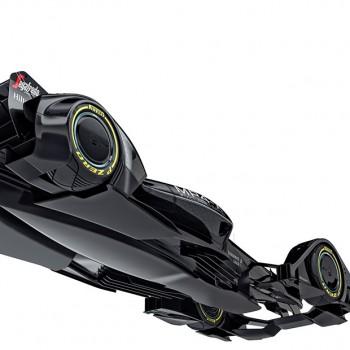 McLaren MP4-X 7