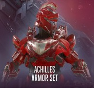 how to get achilles armor halo 5