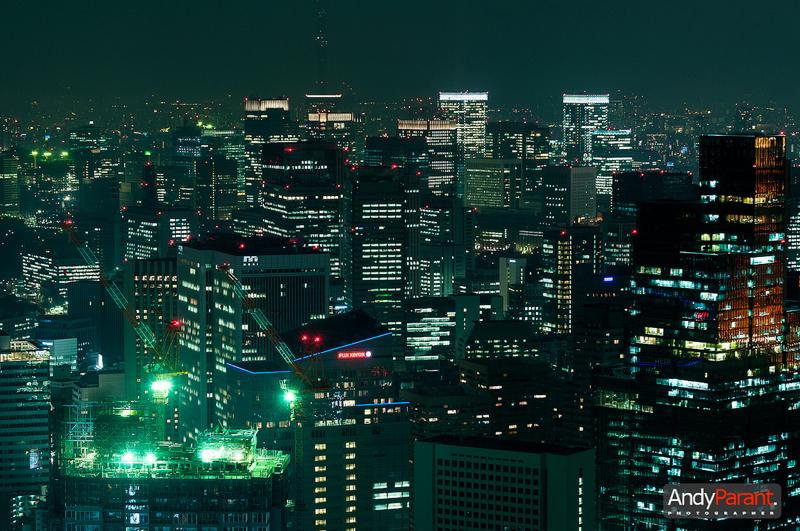 Andy PARANT — Tokyo