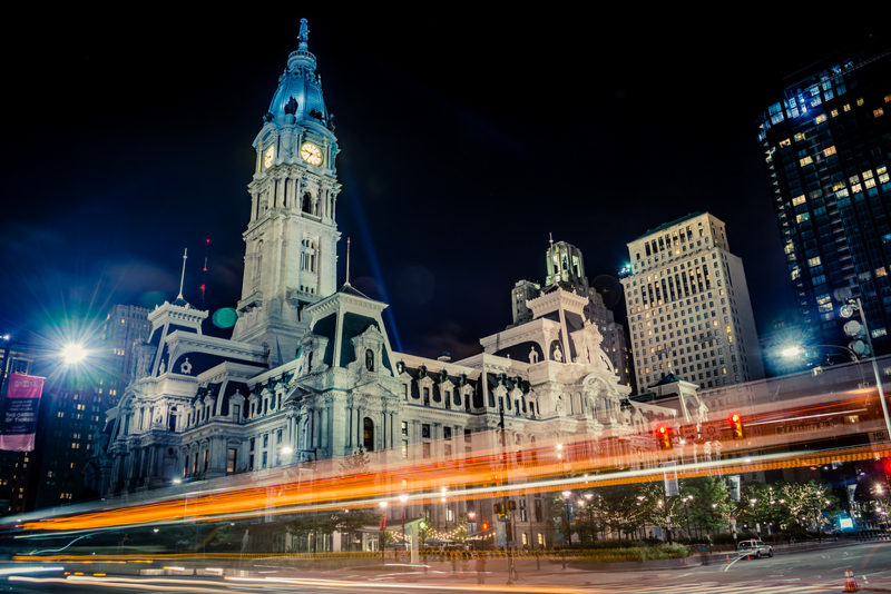 Carina – city hall Philadelphia