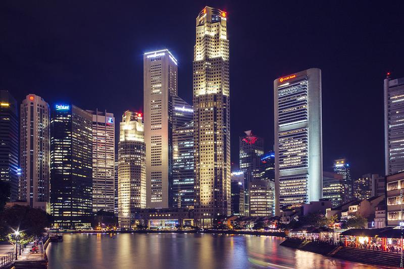 Eric – Singapore River