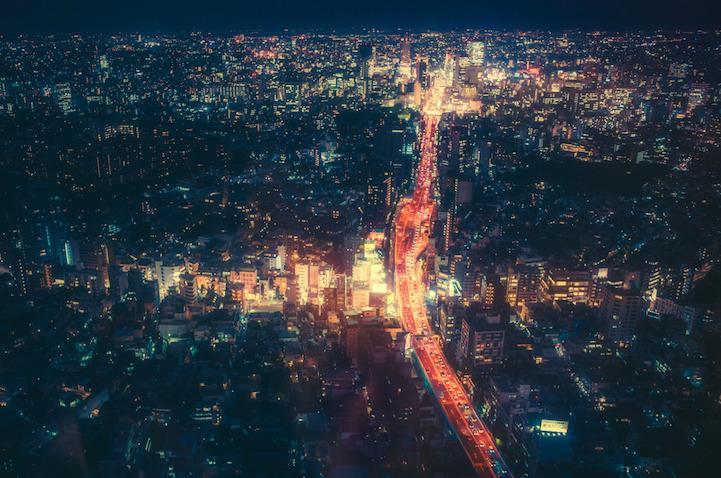 Fotografias vida noctura Tokio 16