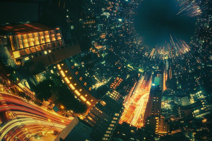 Fotografias vida noctura Tokio 2